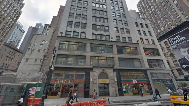 rent office 535 eighth avenue