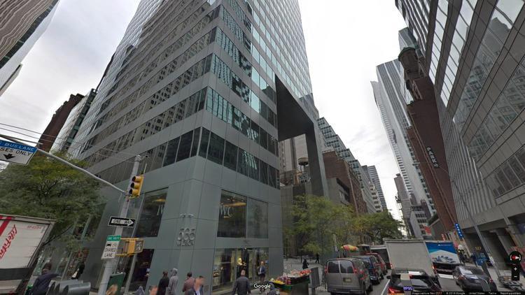 lease office 535 madison avenue