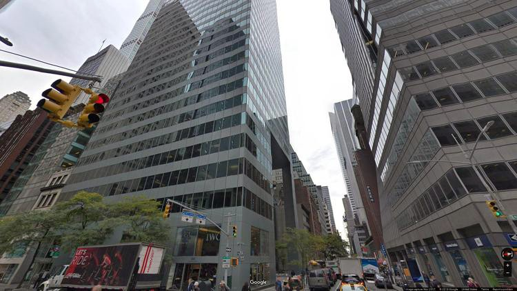 let office 535 madison avenue