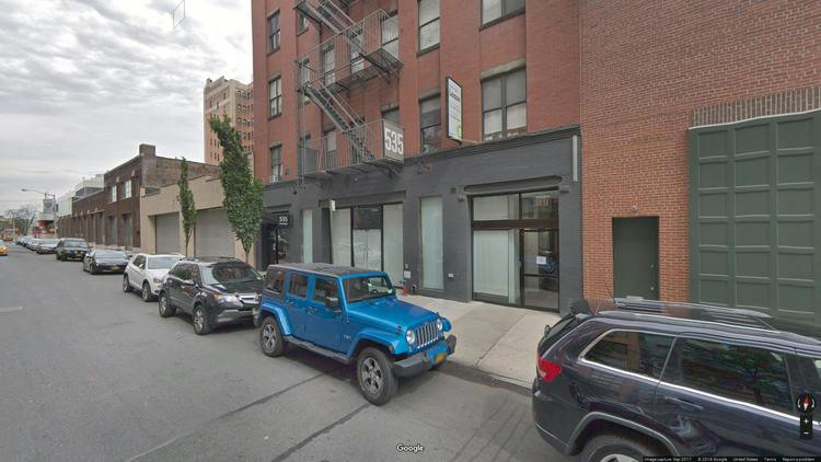 lease office 535 west 24th street