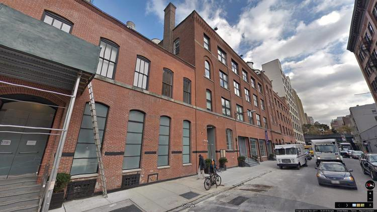lease office 535 west 25th street