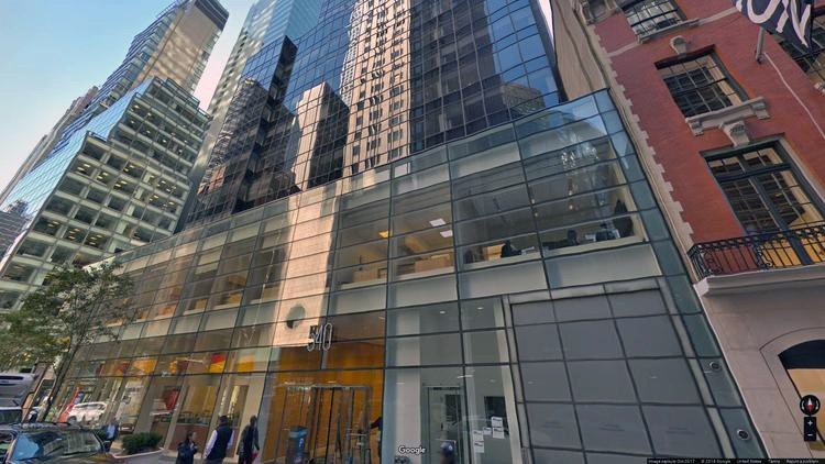 lease office 540 madison avenue