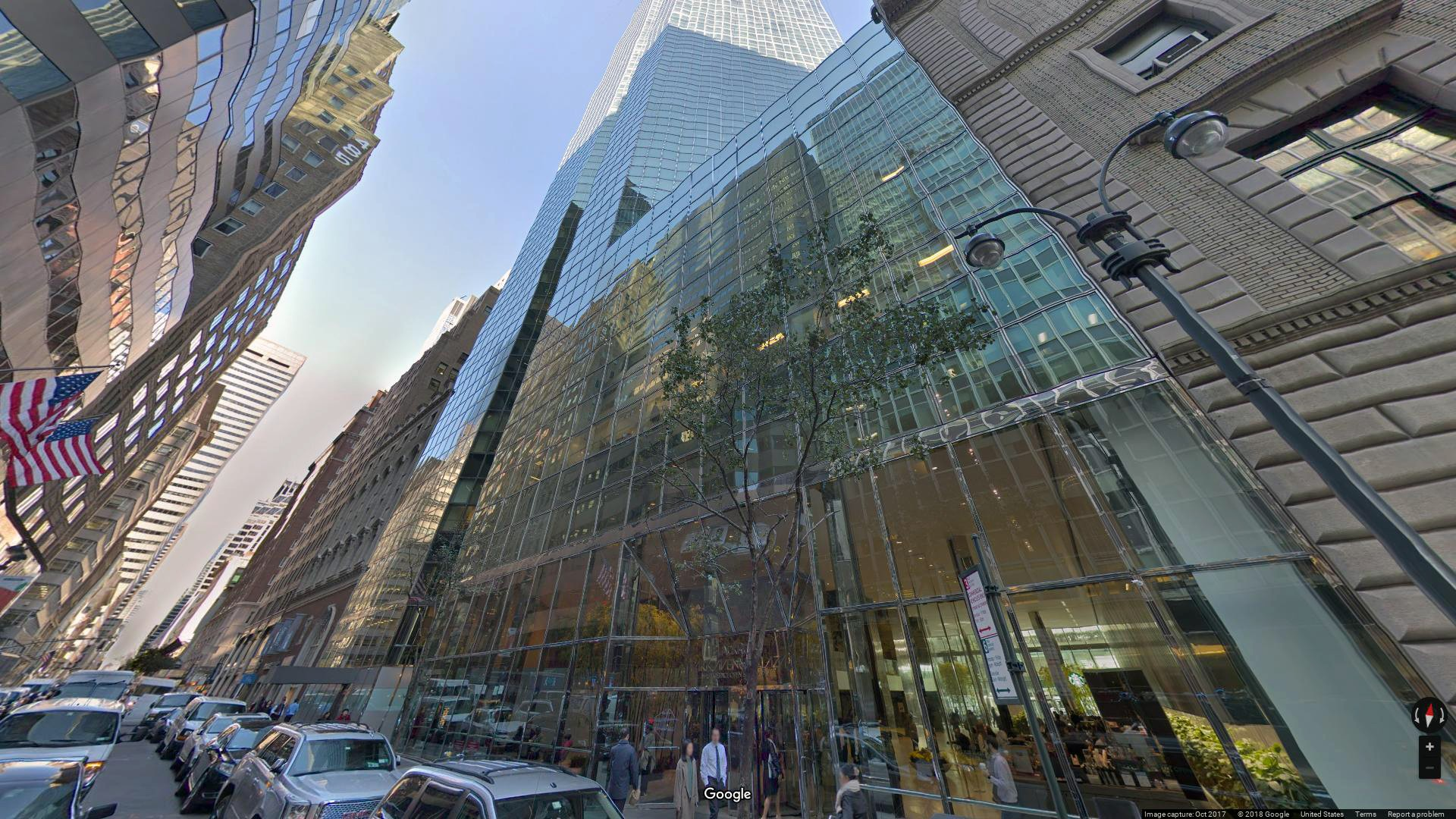 55 east 52nd st