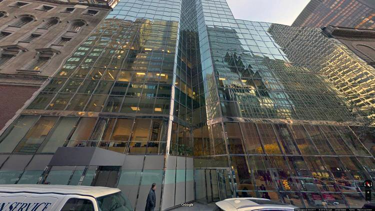 let office 55 east 52nd street
