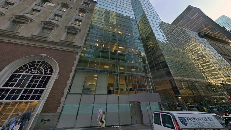 rent office 55 east 52nd street