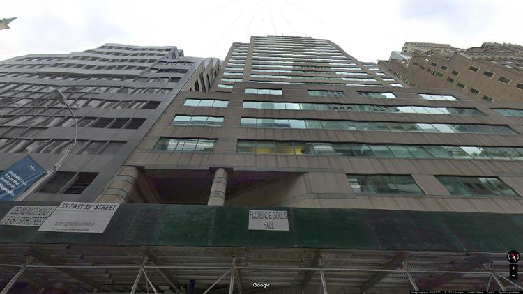 rent office 55 east 59th street