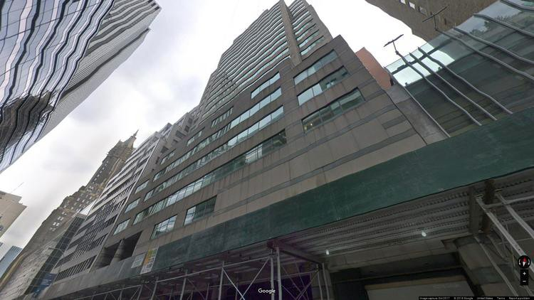 let office 55 east 59th street