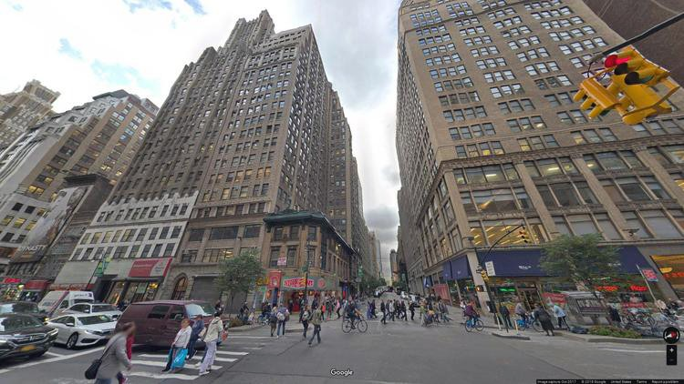 let office 555 eighth avenue