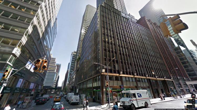 lease office 555 madison avenue