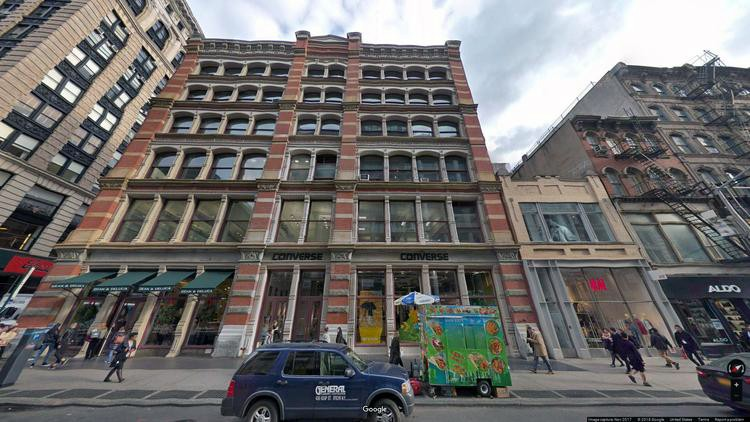 rent office 560 broadway