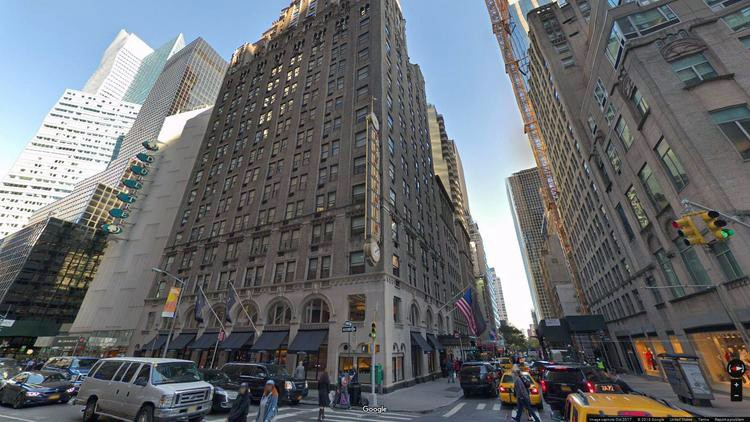 lease office 560 lexington avenue