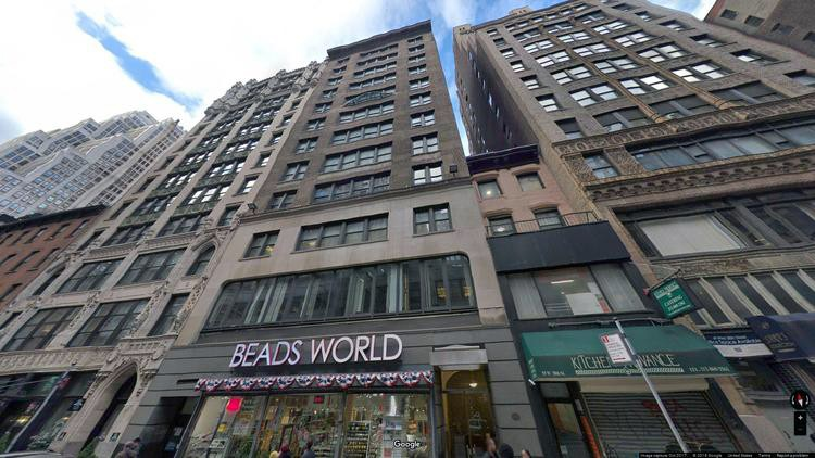 let office 57 west 38th street