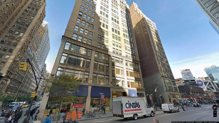let office 575 eighth avenue
