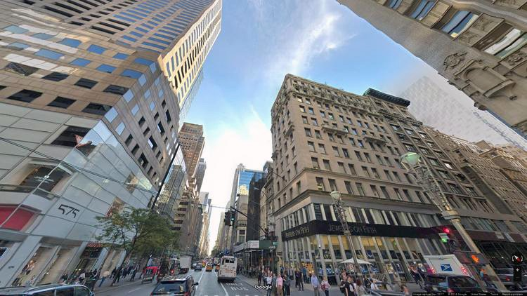 let office 576 fifth avenue