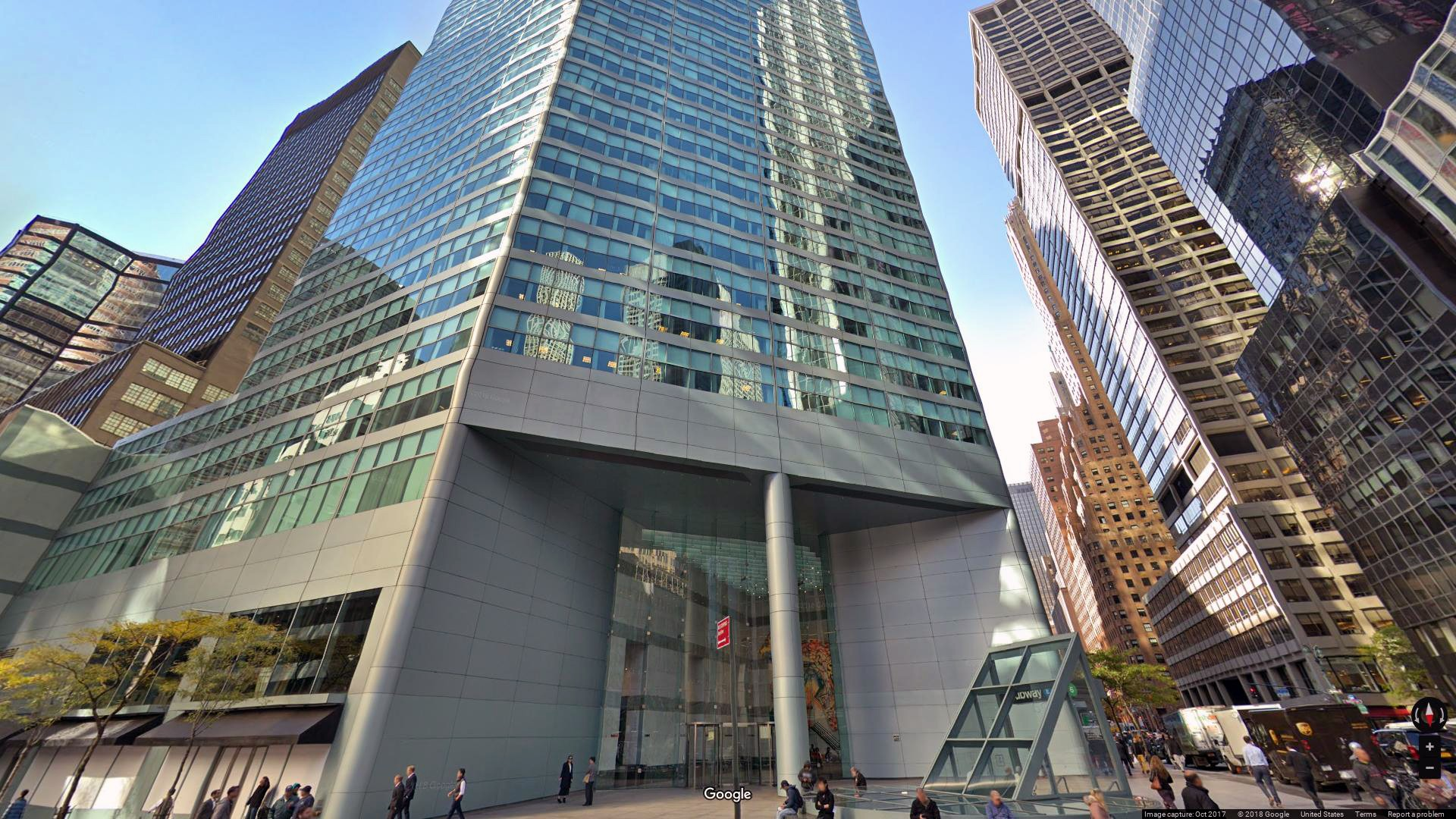 Let Office 599 Lexington Avenue