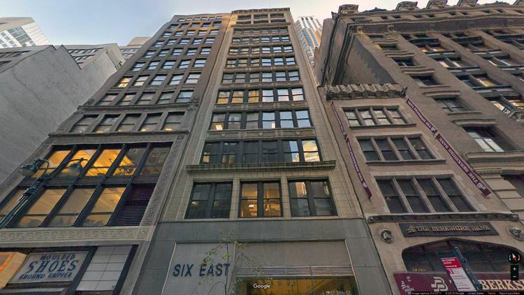 let office 6 east 39th street