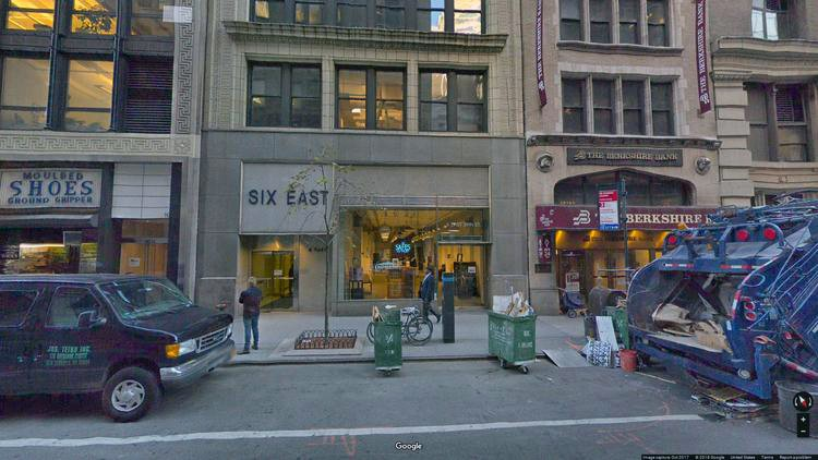 rent office 6 east 39th street