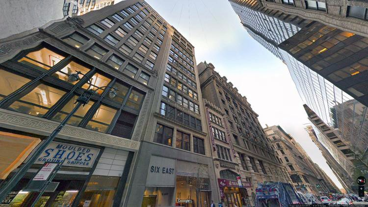 lease office 6 east 39th street