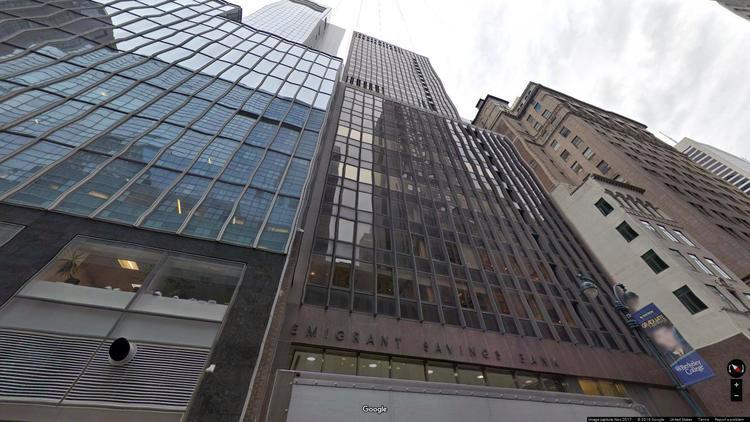 lease office 6 east 43rd street