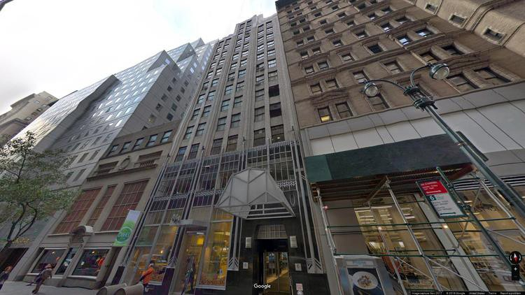 let office 6 east 45th street