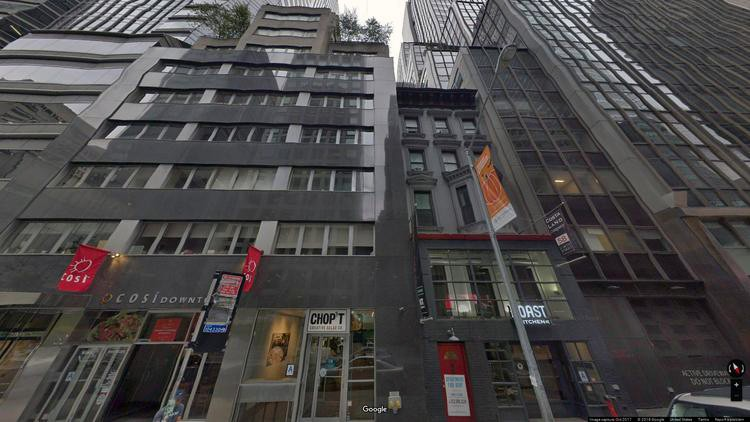rent office 60 east 56th street