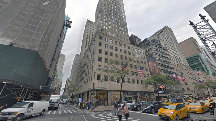 rent office 600 fifth avenue