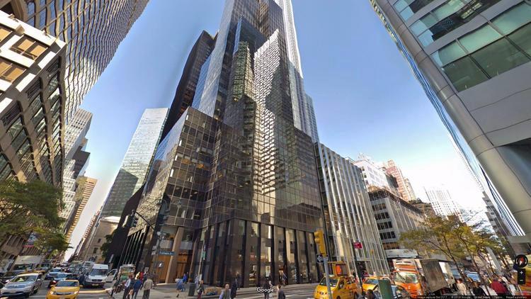 let office 600 lexington avenue