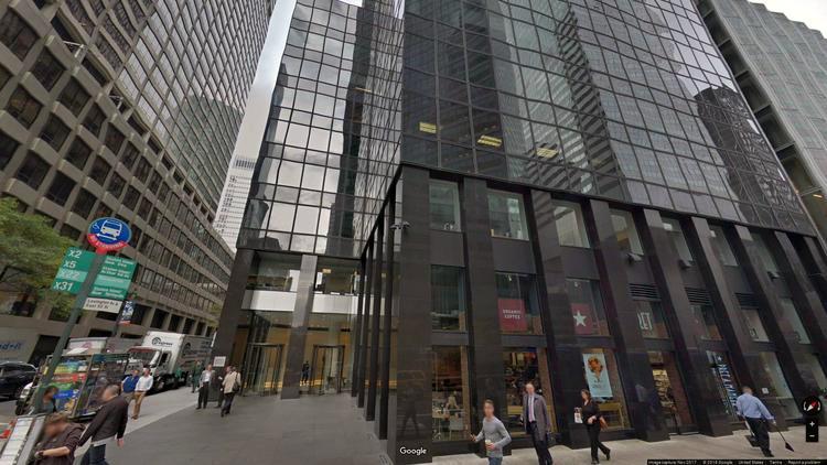 rent office 600 lexington avenue