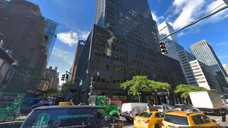 let office 600 third avenue