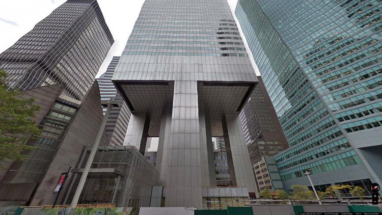 rent office 601 lexington avenue