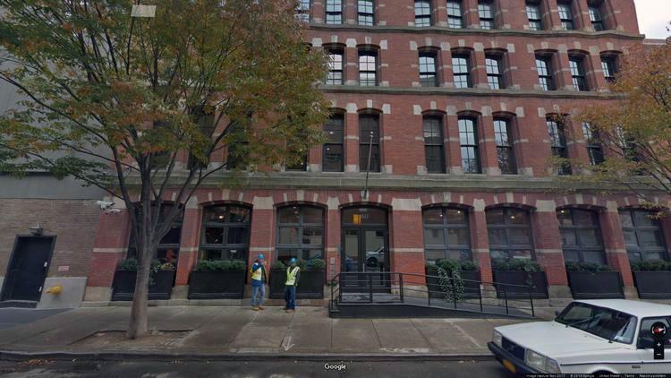 rent office 603-607 greenwich street