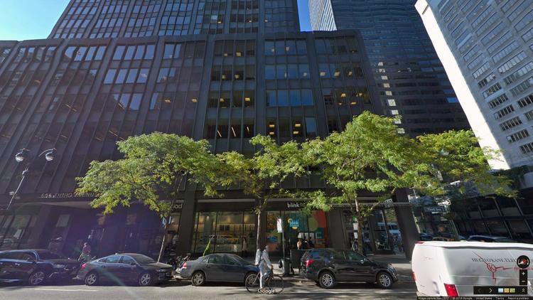 rent office 605 third avenue