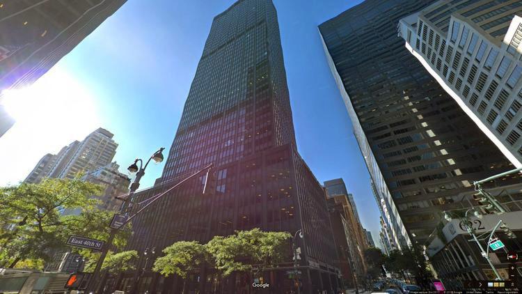 let office 605 third avenue