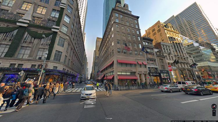 let office 609 fifth avenue