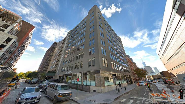 lease office 609 greenwich street