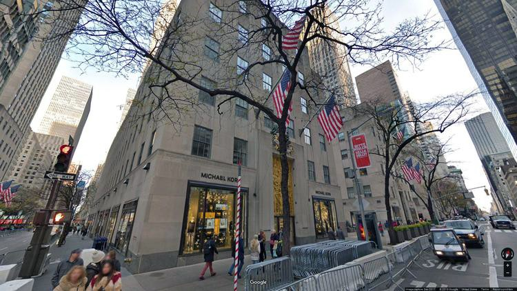 rent office 610 fifth avenue
