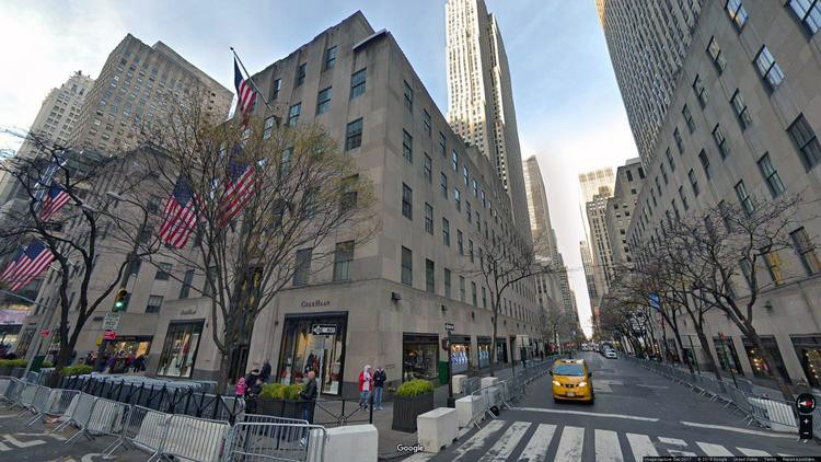 lease office 620 fifth avenue