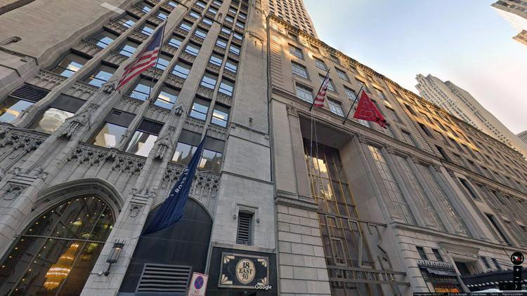 let office 623 fifth avenue