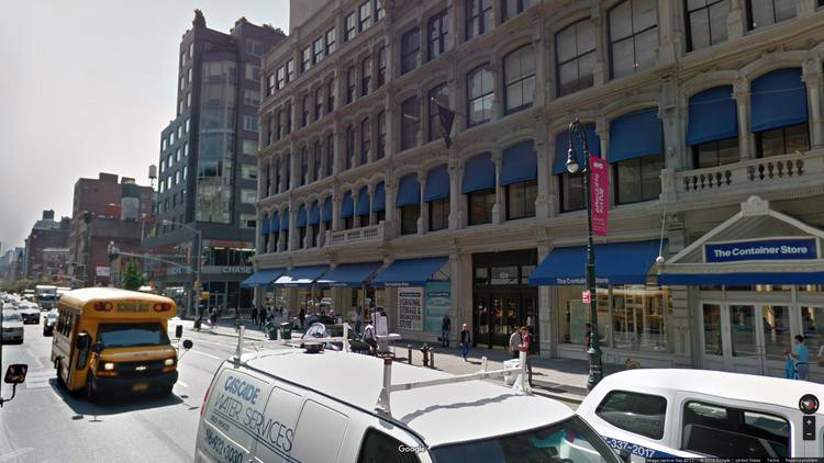 lease office 625 avenue of the americas