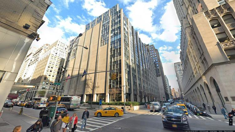 let office 63 madison avenue