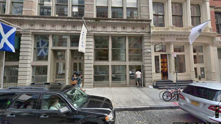 rent office 64-68 wooster street