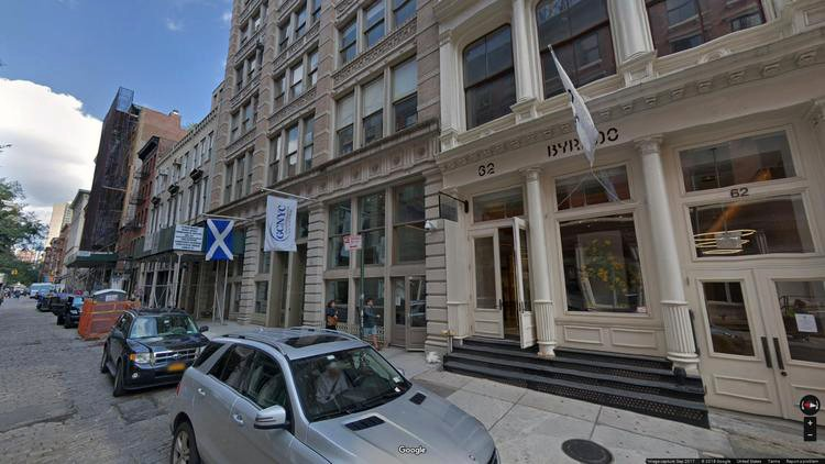 lease office 64-68 wooster street