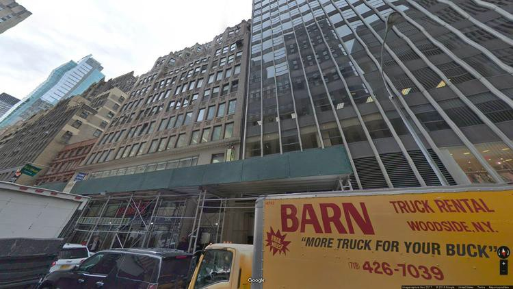 let office 64 west 48th street