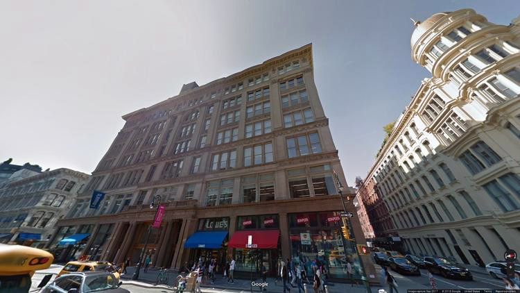 lease office 641 avenue of the americas
