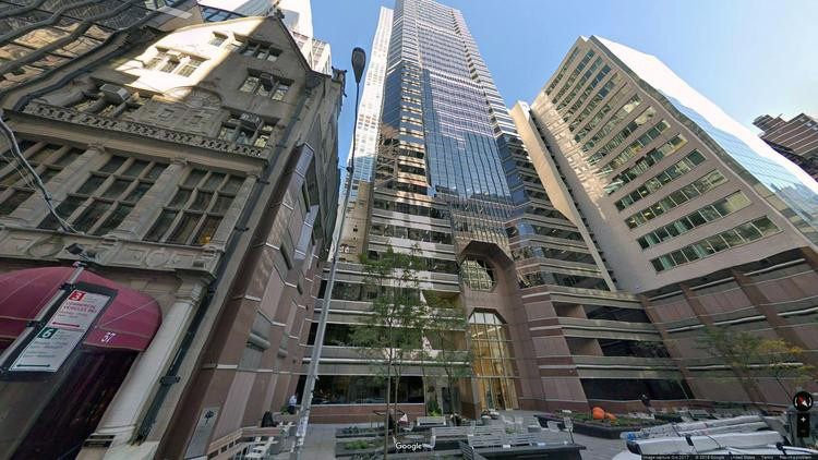 lease office 65 east 55th street