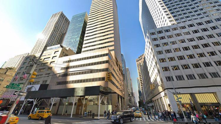 lease office 650 fifth avenue