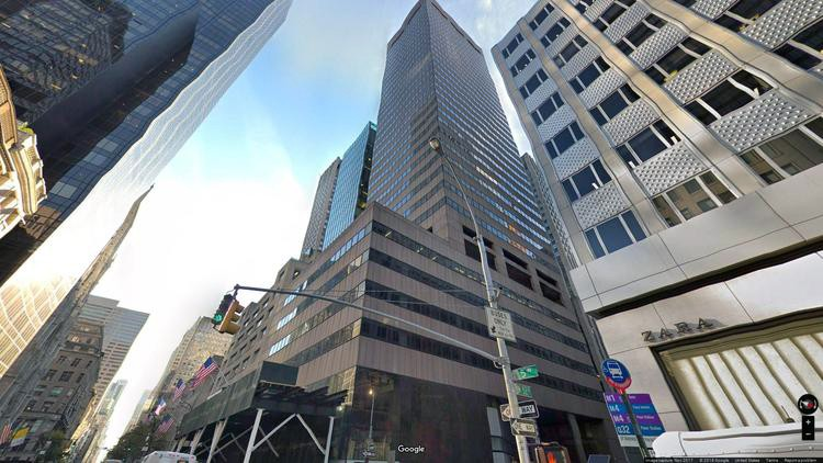 rent office 650 fifth avenue