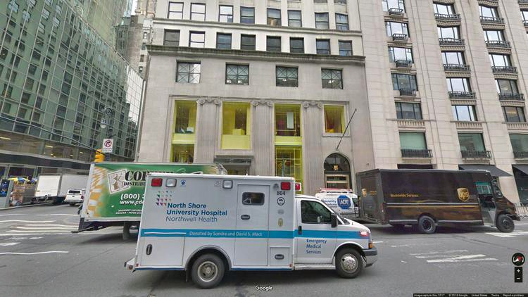 rent office 654 madison avenue