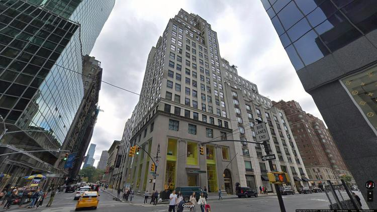 let office 654 madison avenue