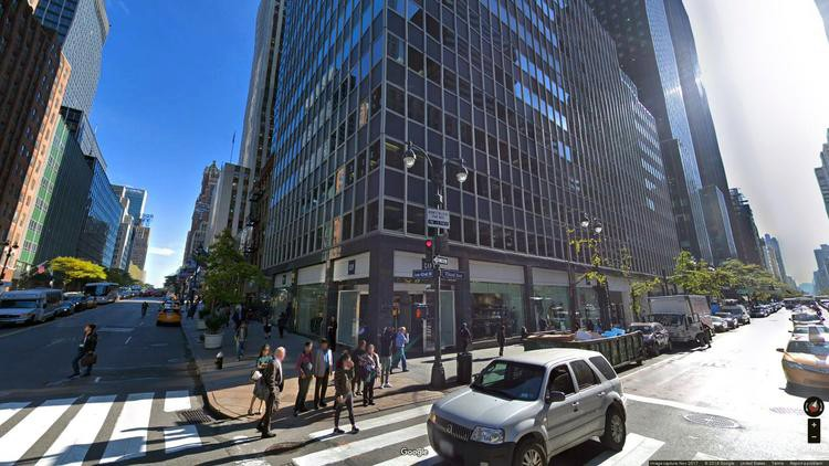lease office 655 third avenue